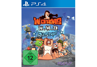 Worms - W.M.D. - PlayStation 4