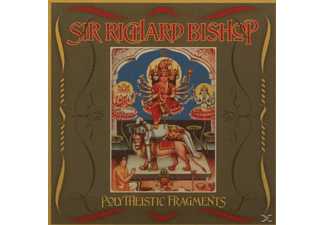 Sir Richard Bishop - POLYTHEISTIC FRAGMENTS - (Vinyl)