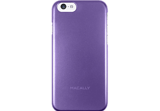 MACALLY Θήκη iPhone 6 4.7 - Purple metallic - (SNAPP6M-PU)