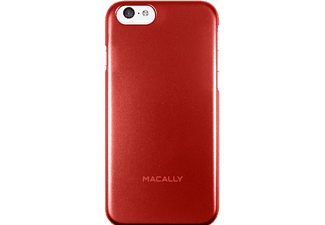 MACALLY Θήκη iPhone 6 Plus - Red metallic - (SNAPP6L-R)
