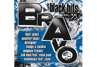 VARIOUS - Bravo Black Hits Vol. 35 - (CD)