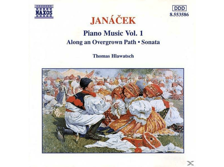 Thomas Hlawatsch - Klaviermusik Vol.1 [CD]
