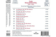 Slovak State Philharmonic Orchestra, Walter/Slow.Staatl.Philh.Or - Berühmte Walzer [CD]