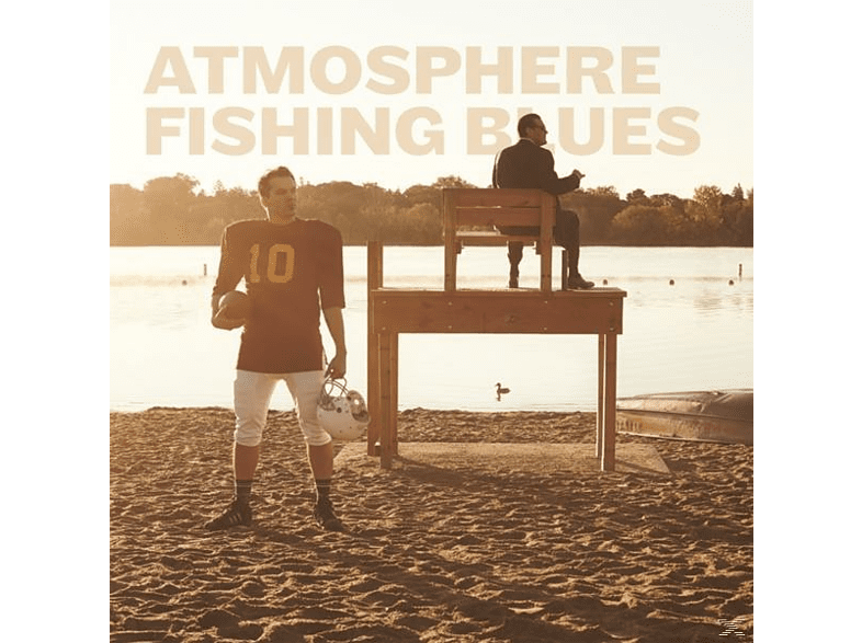 Atmosphere - Fishing Blues [CD]
