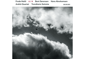 Frode Haltli, Trondheim Soloists, Arditti Quartet - Air - (CD)
