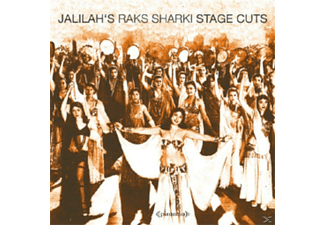 Jalilah Raks Sharki - Raks Sharki- Stage Cuts - (CD)