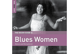 VARIOUS - Rough Guide: Blues Women - (CD)
