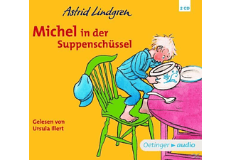Astrid Lindgren - Michel in der Suppenschüssel - (CD)