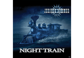 Jericho Summer - Night Train - (CD)