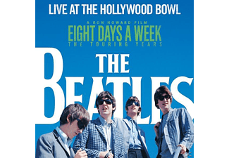 The Beatles - Live At The Hollywood Bowl - (CD)