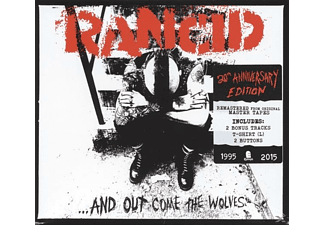 Rancid - And Out Come The Wolves-Deluxe Box inkl.T-Shirt &B - (CD)
