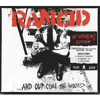 Rancid - And Out Come The Wolves-Deluxe Box inkl.T-Shirt &B [CD]