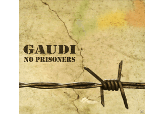 Gaudi - No Prisoners - (CD)
