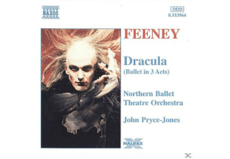 John Northern Ballet Theatre Orchestra & Pryce-jones, Pryce-Jones/North.Ballet Thea - Dracula - (CD)