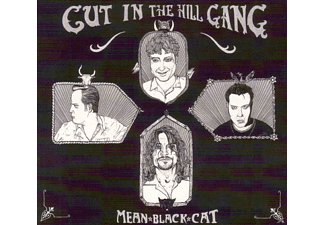 Cut In The Hill Gang - Mean Black Cat - (CD)