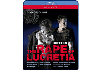 - The Rape of Lucretia - (Blu-ray)