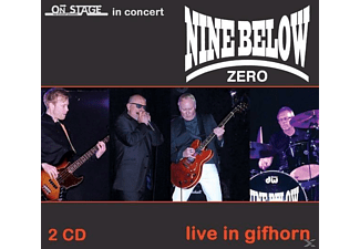 Nine Below Zero - Live In Gifhorn - (CD)