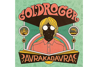 Goldroger - Avrakadavra - (CD)