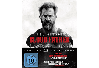 BLOOD FATHER (LIMITED STEEL-EDITION) - (Blu-ray)