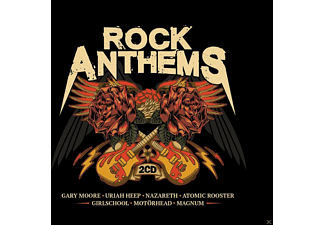 VARIOUS - Rock Anthems - (CD)