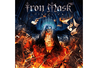 Iron Mask - Diabolica - (CD)