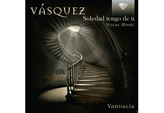 Vandalia - Vocal Music - (CD)