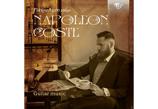Flavio Apro - Guitar Music - (CD)