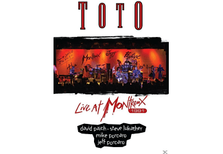 Toto - Live At Montreux 1991 - (DVD)