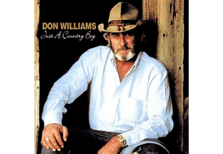 Don Williams - Just A Country Boy - (CD)