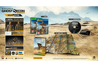 Tom Clancy's Ghost Recon: Wildlands Deluxe Edition Xbox One