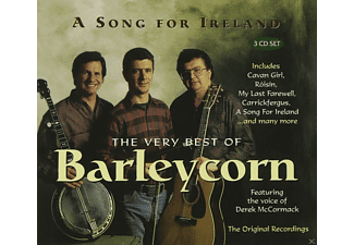 Barleycorn - A Song For Ireland - The Very Best Of Barleycorn - (CD)