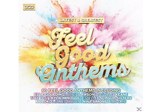 VARIOUS - Feel Good Anthems-Latest & Greatest - (CD)