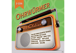 VARIOUS - Ohrwürmer - 44 Oldies - (CD)