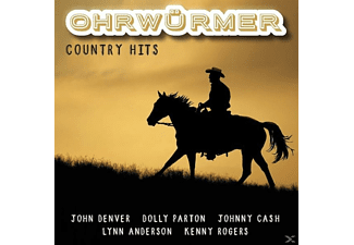 VARIOUS - Ohrwürmer - Country Hits - (CD)