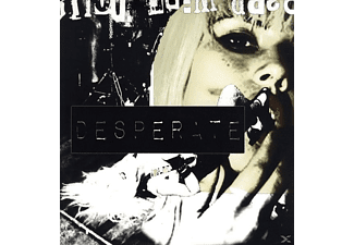 Barb Wire Dolls - Desperate - (Vinyl)