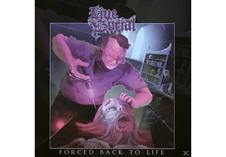 Live Burial - Forced Back To Life - (CD)