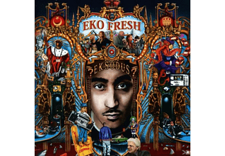 Eko Fresh - Eksodus - (CD)