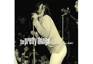 The Pretty Things - Live At The BBC - (Vinyl)