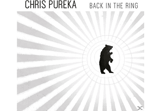 Chris Pureka - Back In The Ring - (CD)
