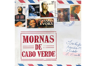 VARIOUS - Mornas de Cabo Verde - (CD)