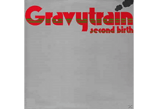 Gravy Train - Second Birth - (CD)
