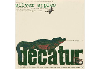 Silver Apples - Decatur - (Vinyl)