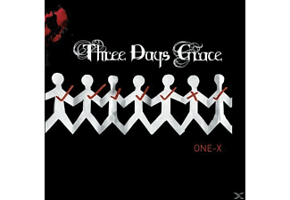 Three Days Grace - One-X - (Vinyl)