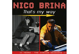 Brina Nico - That's my way - (CD)