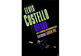 Elvis Costello - Detour: Live At Liverpool Philharmonic Hall - (DVD)