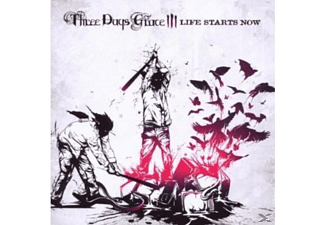 Three Days Grace - Life Starts Now - (Vinyl)