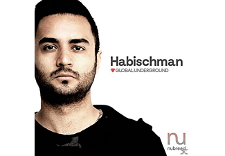 Habischman - Global Underground:Nubreed 9-H - (CD)