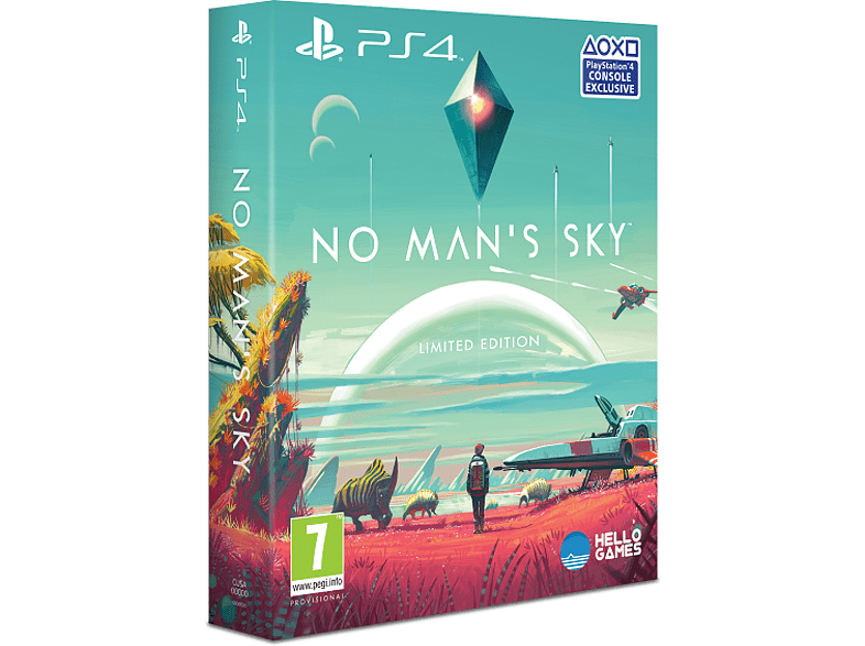 No Man's Sky Limited Edition PlayStation 4