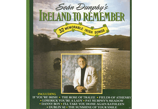 Sean Dunphy - Ireland To Remember - (CD)