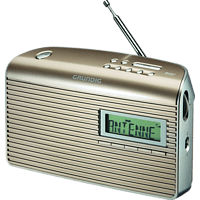 GRUNDIG Music CS 7000, Digitalradio